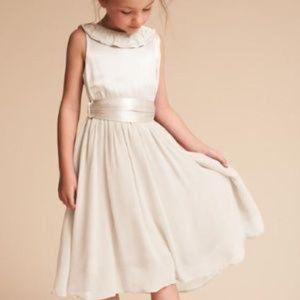 Ghost London Freya BHLDN flower girl dress 5-6